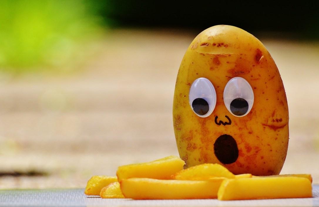 Patata asustada porque Tuckman está equivocado, su teoría no es correcta