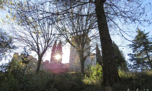 Excursión al Puig de la Creu en Castellar del Vallès