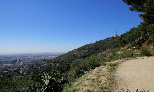 Excursión familiar por la Carretera de les Aigües, Turó d'en Corts y Sant Pere Màrtir