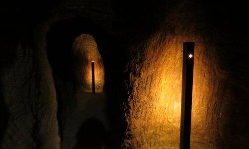 ¿Qué es la variscita? Descúbrelo en el Parc Arqueològic Mines de Gavà