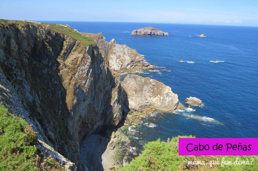 Cabo de Penas en Asturias