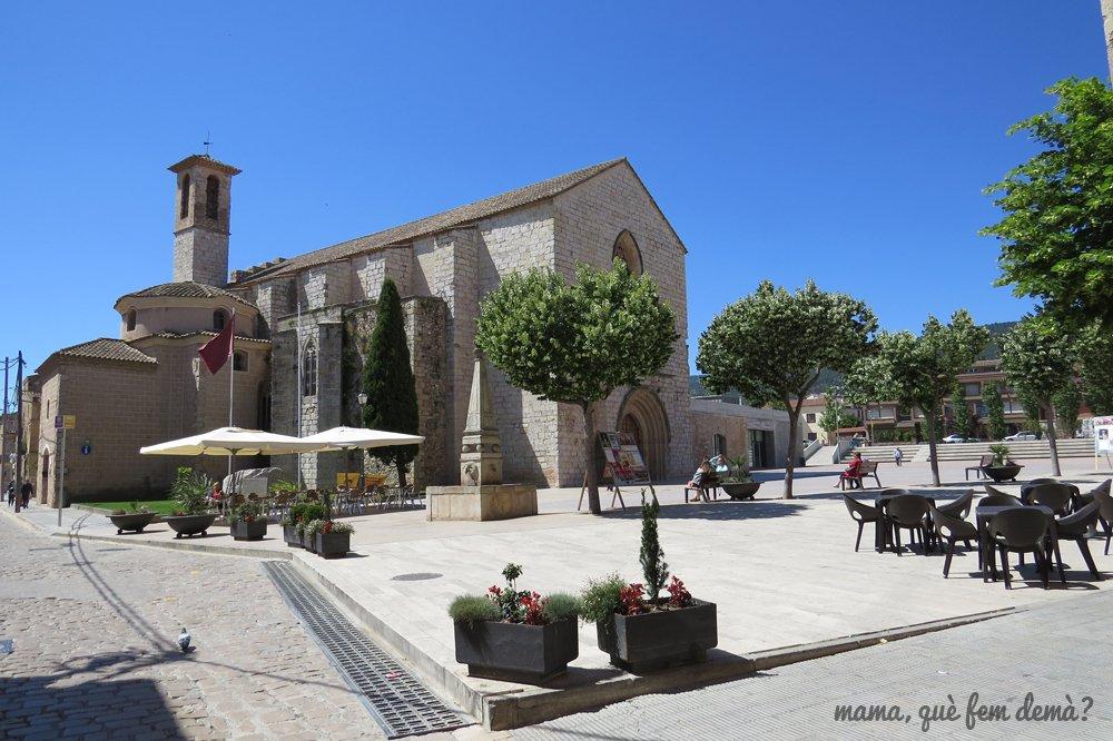 Iglesia de Sant Francesc de Montblanc