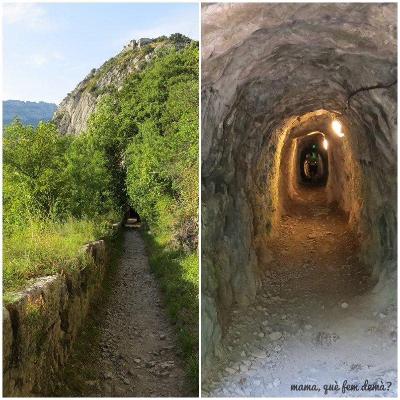 Cuevas de Mandrín en grenoble