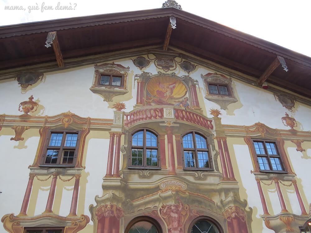 Pilatushaus, de Oberammergau