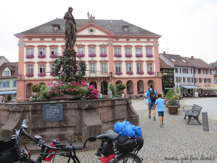 Ayuntamiento de gengenbach