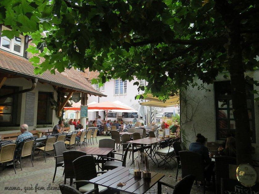 calle Hauptstraße gengenbach