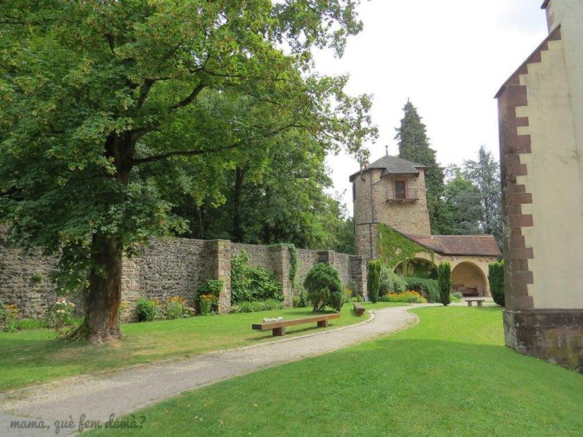 muralla medieval de Gengenbach