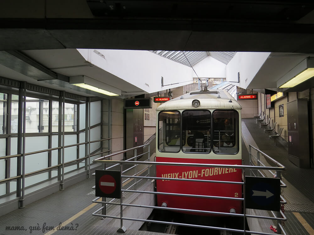 Funicular de Lyon
