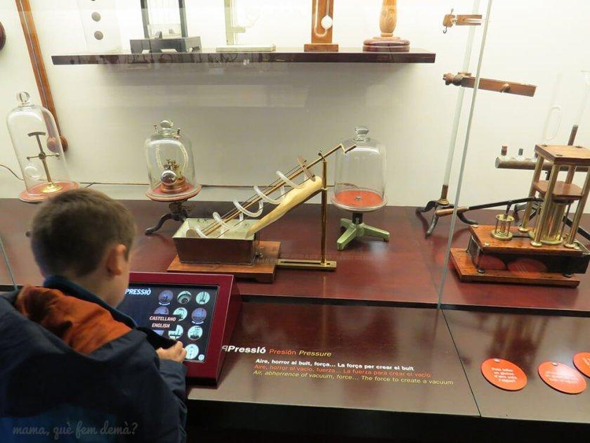 Laboratorio de física experimental Mentora Alsina