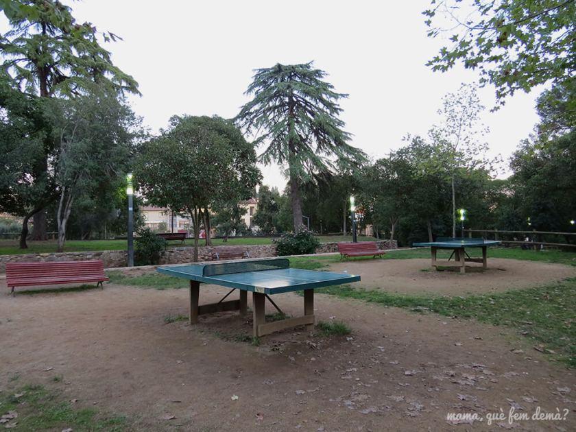 Parc de Can Rius de Caldes de Montbui