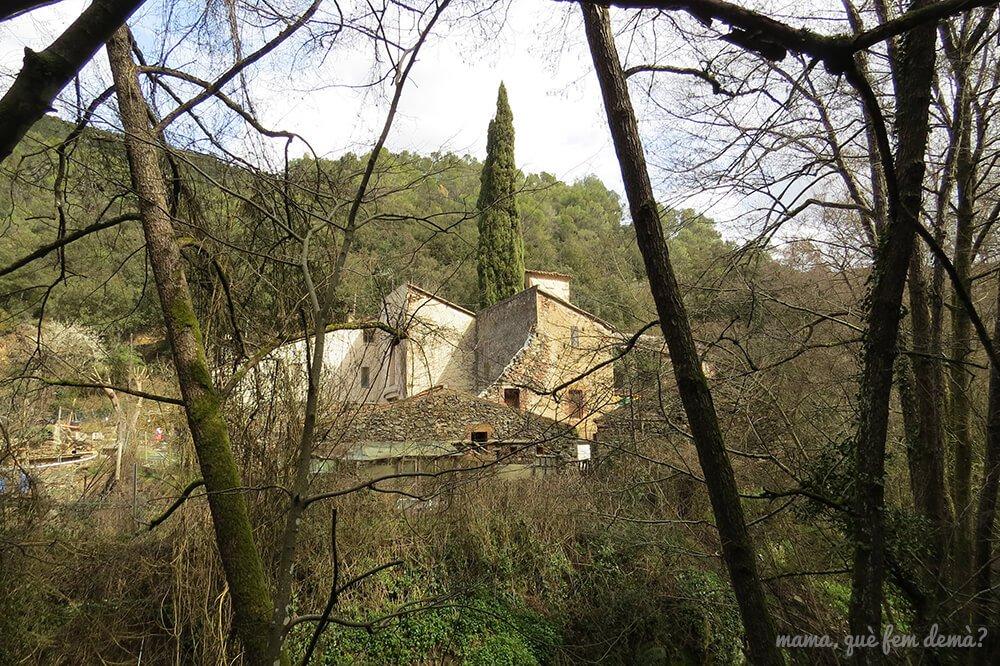 ermita Sant Pere de Vallcàrquera