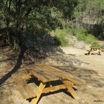 Zona de picnic,