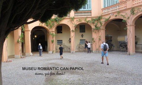 Museu Romàntic Can Papiol en Vilanova i la Geltrú