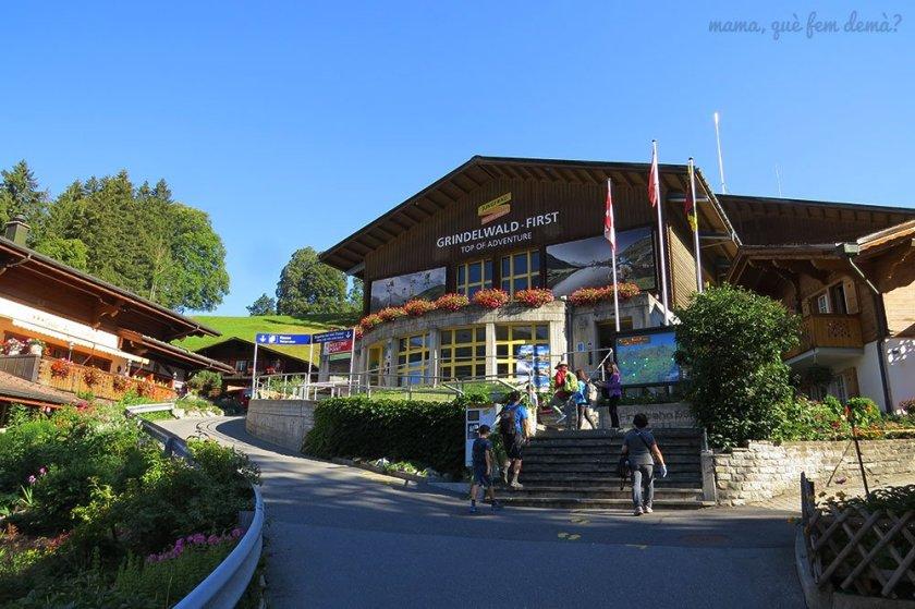 Estación de telecabina de Grindelwald-First