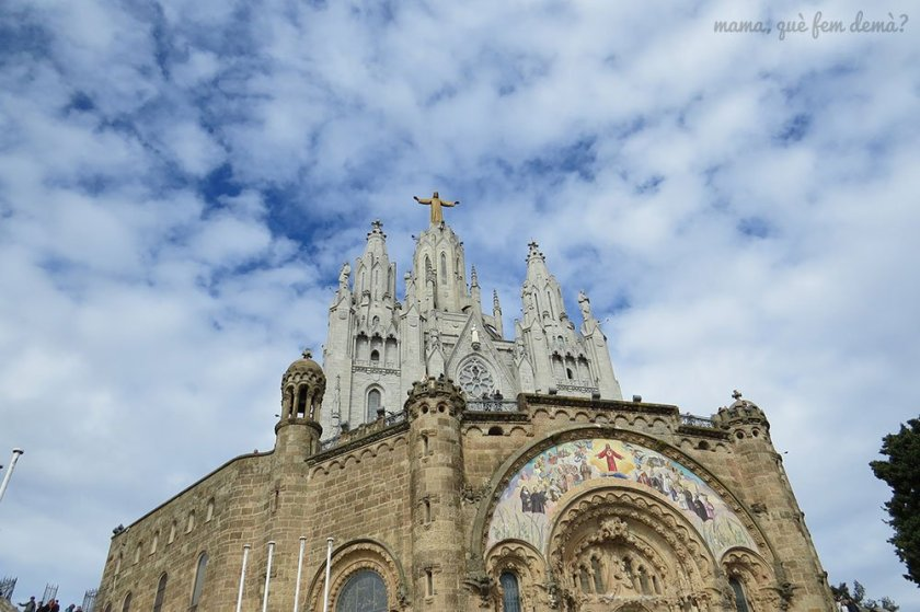 Templo Sagrado Corazón del Tibidabo