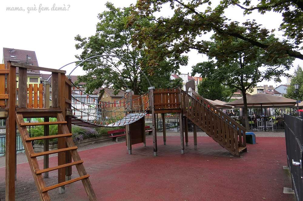 parque infantil de Thun
