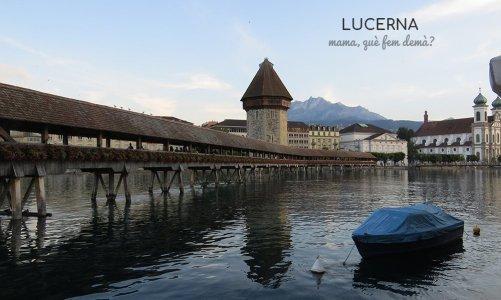 Un paseo por la Lucerna medieval