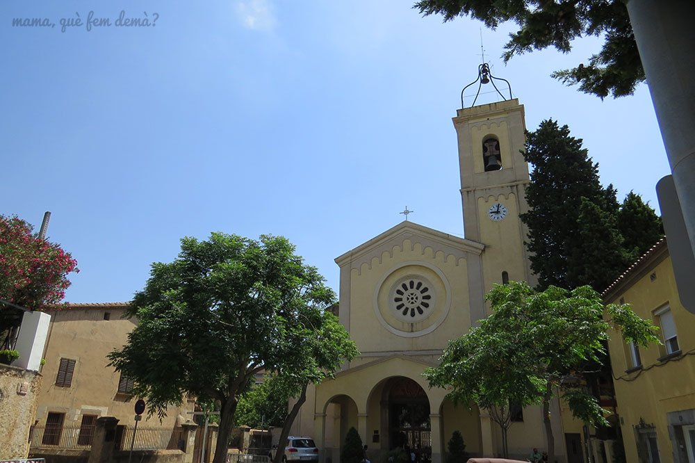 parroquia de Santa Magdalena de Esplugues de Llobregat
