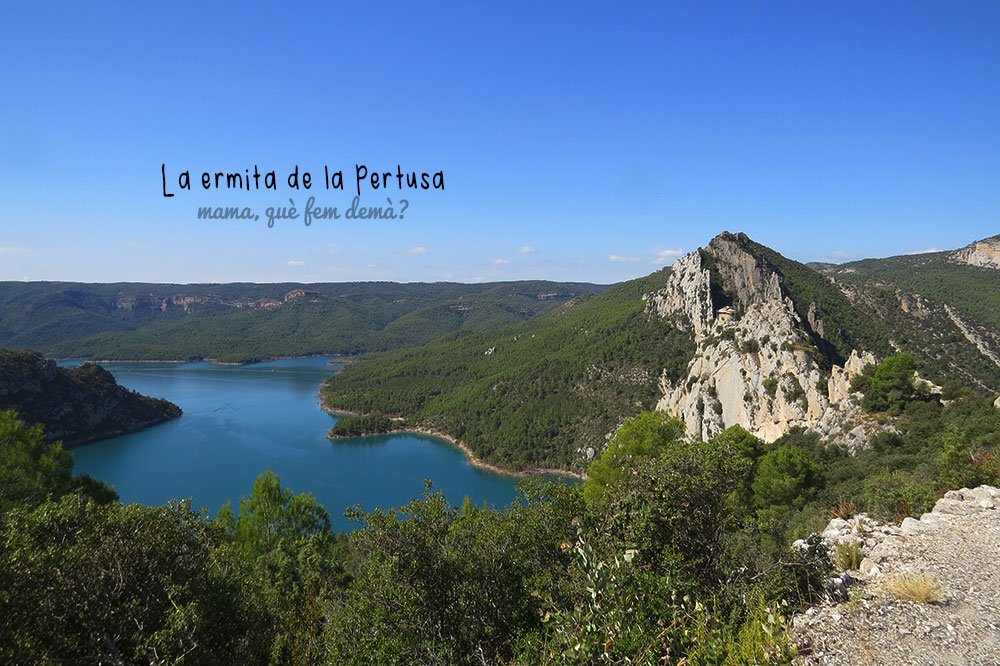 ermita pertusa montsec