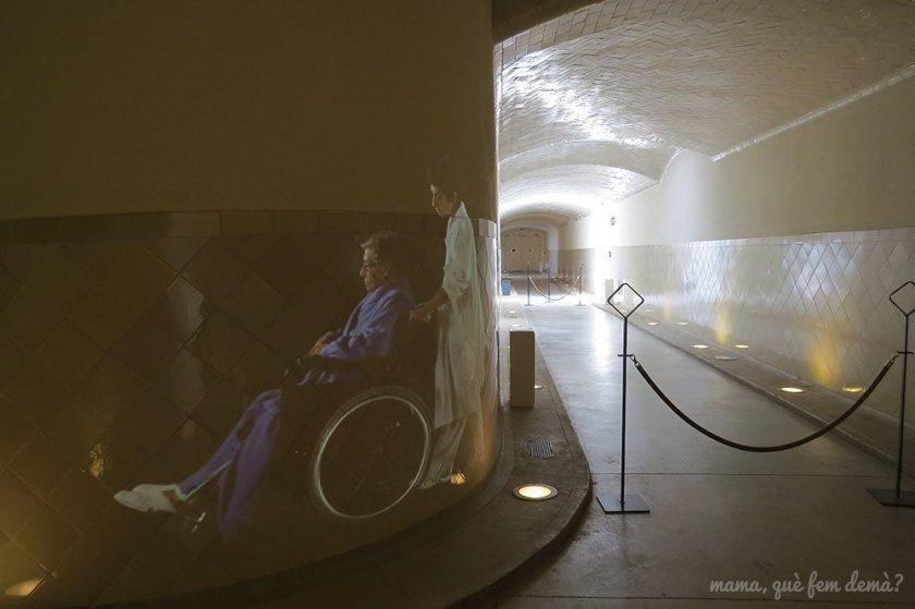 Pasadizos del Hospital de Sant Pau
