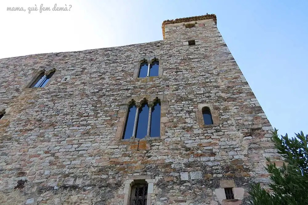 Exterior del Castell de Clasquerí