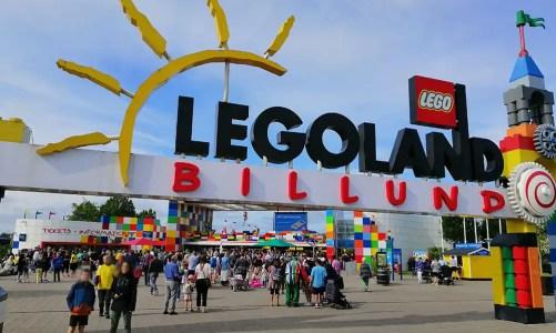 Guía de Legoland Billund, el primer parque en Dinamarca