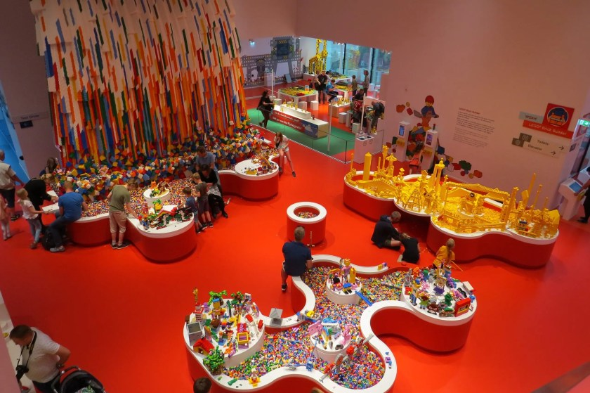 Red Zone de la lego House