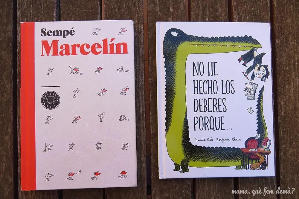 Marcelín / No he hecho los deberes porque...