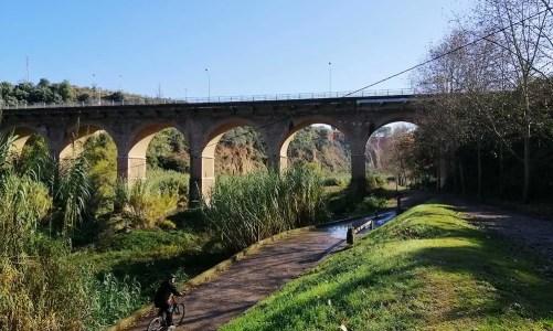 Ruta por el río Ripoll de Sabadell: de Sant Vicenç de Jonqueres al Puente de la Salud