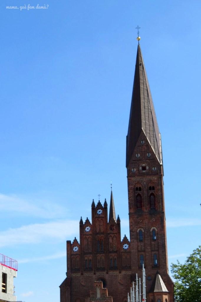 Iglesia de San Albano en Odense, Dinamarca