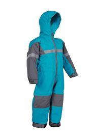 Blue OAKI Toddler Rain Suit