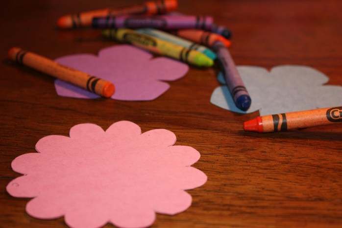 Even two-year-olds and preschoolers can make a lovely gift for their mother this Mother's Day.
