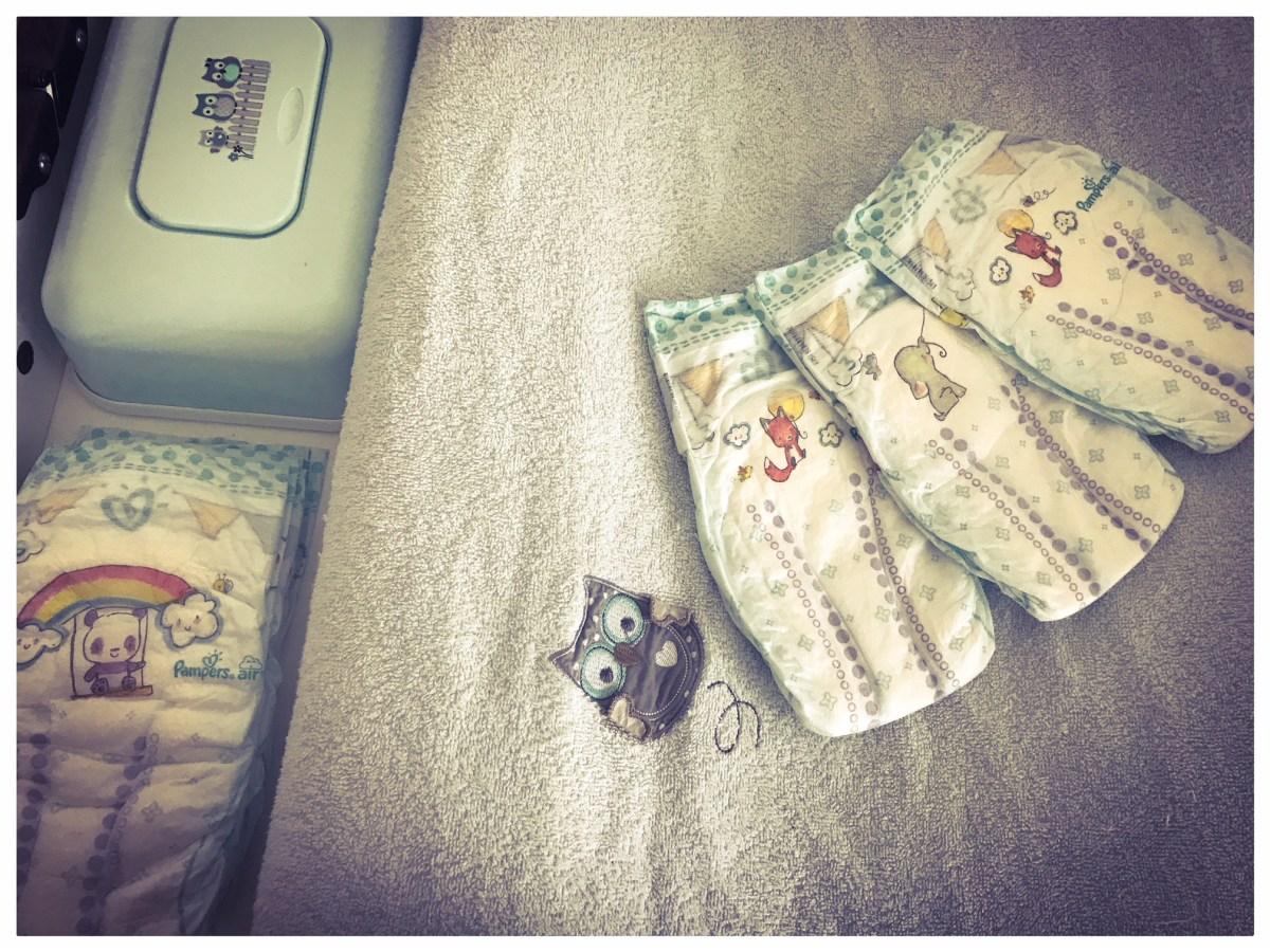 Die neuen Pampers Baby-Dry im Kleinkind- und Baby-Test