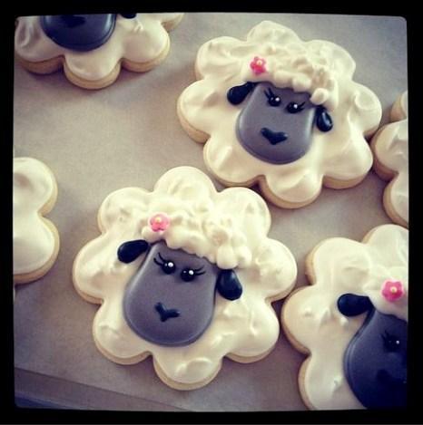 Lamb-Cookies