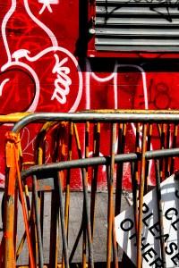 "Linda Greenhouse, UrbanStructure Chinatown, Photograph, 20""x30"", $250"