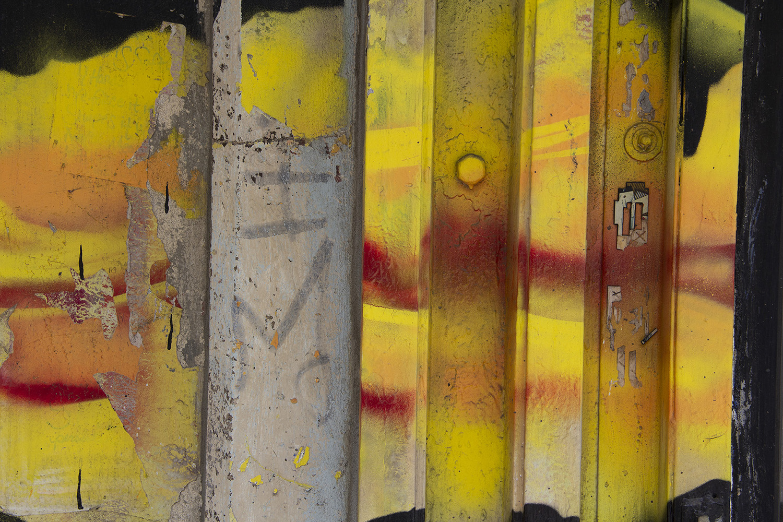 "Linda Greenhouse, Urban Structure 6, Photograph, 20""x30"", $450"