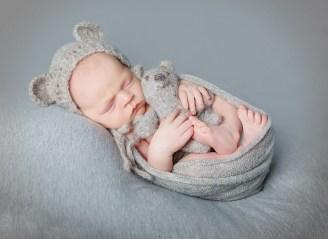 10 days old teddy bear.
