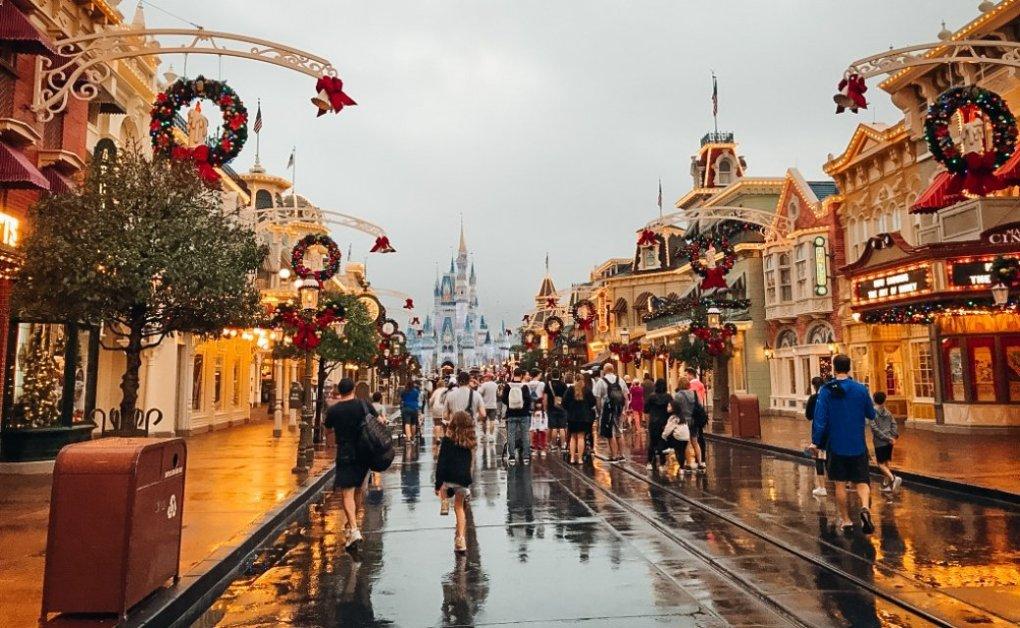 De viaje por Florida DisneyWorld