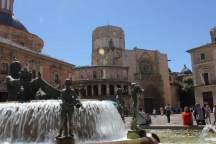 Plaza de los Desamparados