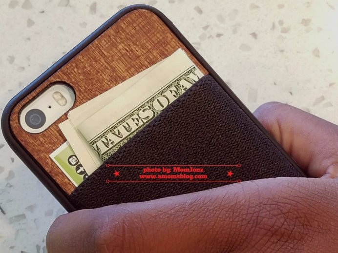 great iPhone case to keep your cash and cards in