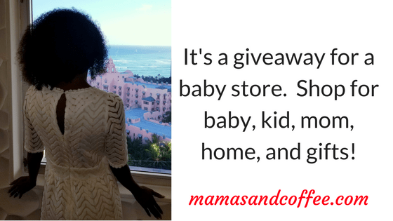 Enter the giveaway for an online boutique