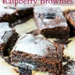How To Make Homemade Chocolate Raspberry Brownies