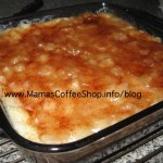 Apple Pie Cheesecake – The Best of Both Worlds