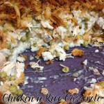 Chicken n Rice Casserole