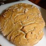 Dutch Oven Crusty Bread from Scratch