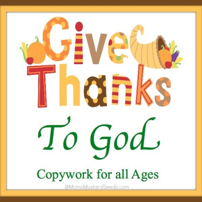 FREE Download of Give Thanks to God & Mother's Prayer Journal