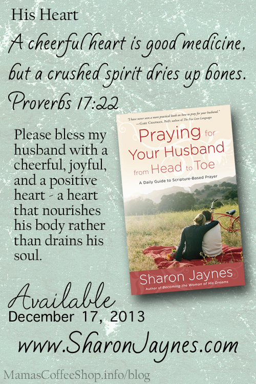 Praying Over Your Husband | Mama's Coffee Shop Blog - Book Review