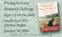 PFYH Day 1 Praying Challenge {MCS devotional}