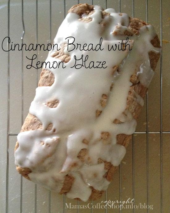 Cinnamon-Bread-with-Lemon-Glaze