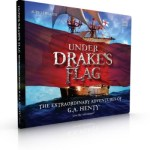 {Product Review} Heirloom Audio Productions and Under Drake's Flag